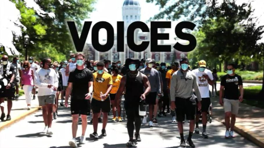 SEC Voices for Change: Mizzou players use platform