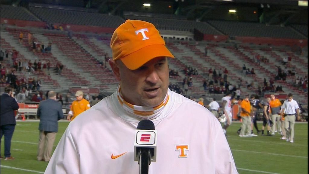 Pruitt proud of Tennessee's resiliency