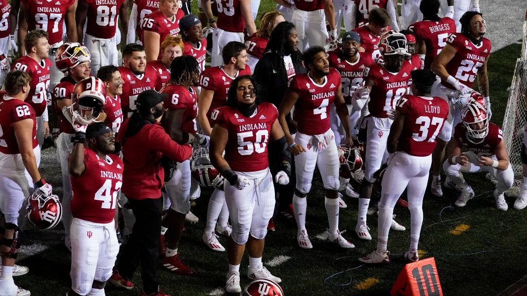 Arkansas and Indiana changing the culture of their football programs