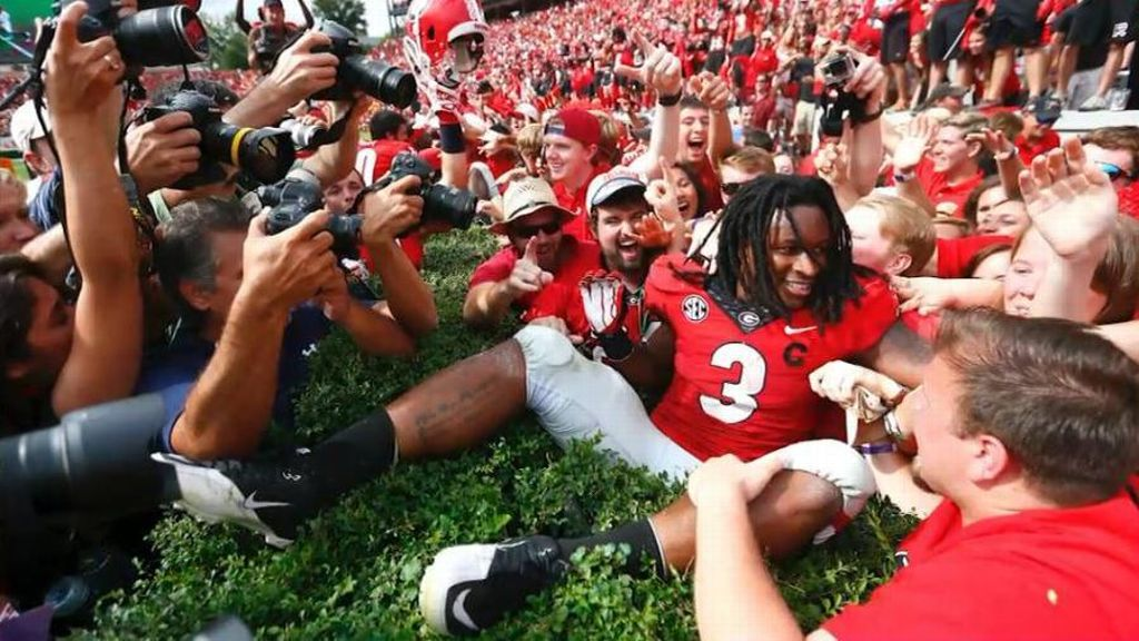 Gurley to partner with UGA on wide-ranging initiatives
