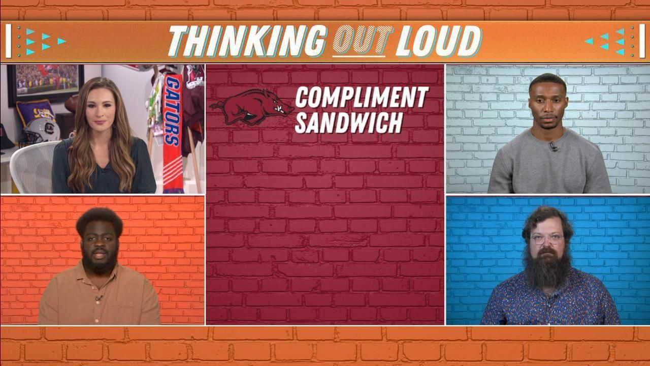 Compliment Sandwich: Arkansas exceeds expectations