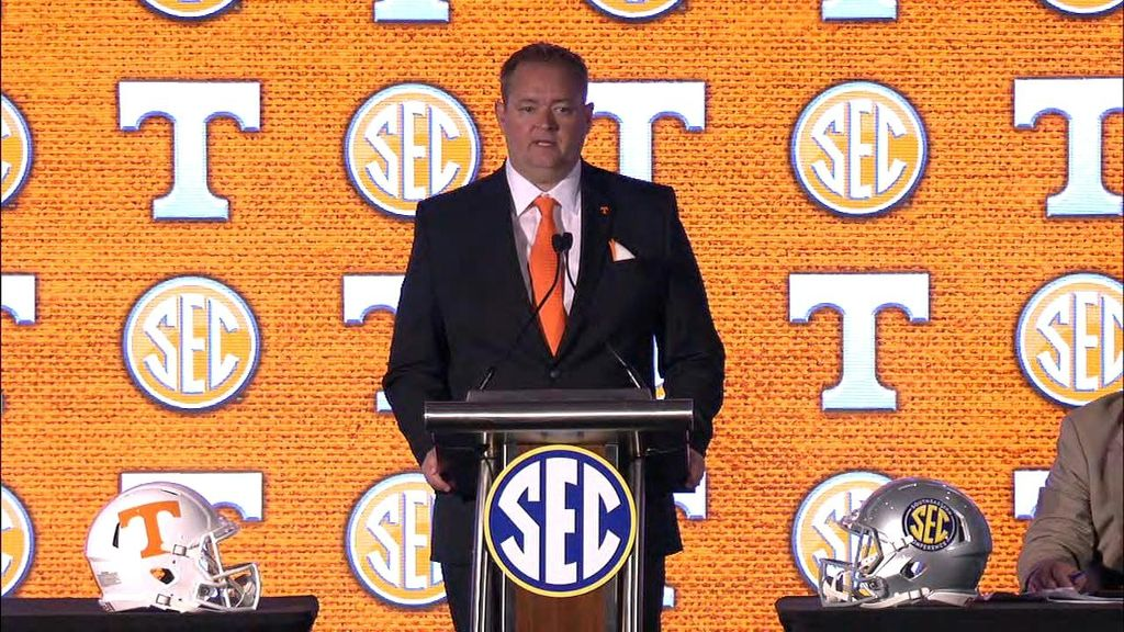 Cultivating relationships is priority No. 1 for Heupel