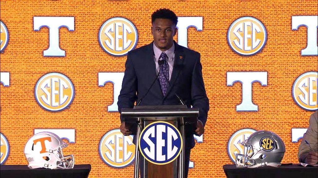 UT's Taylor says Heupel is promoting family atmosphere