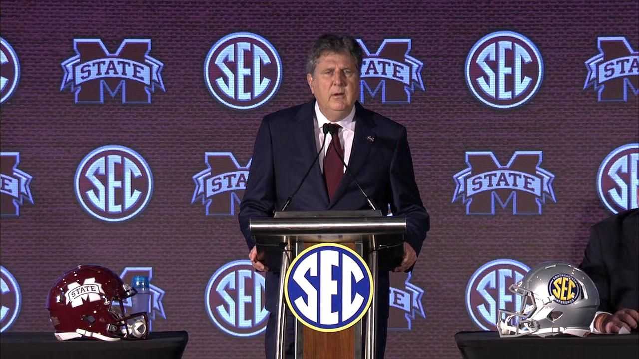 Leach displays his confidence in Air Raid for MS State