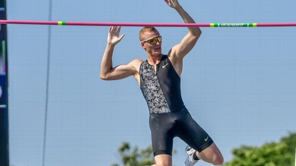 Rebels showcase several athletes on Olympic stage
