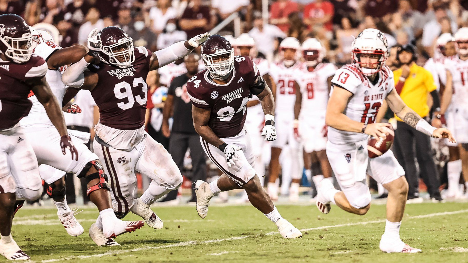 Stout defense lifts MS State past NC State