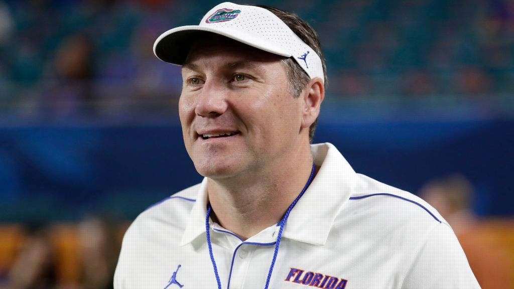 Mullen excited for Gators' chance to face No. 1 Bama
