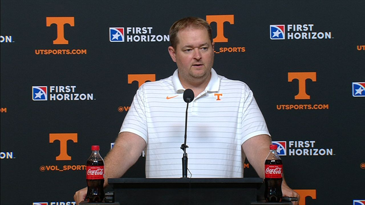 Heupel needs Vols to play smart football for 60 minutes
