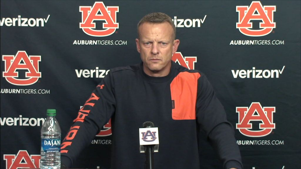 Harsin wants No. 22 Auburn to get off to faster starts