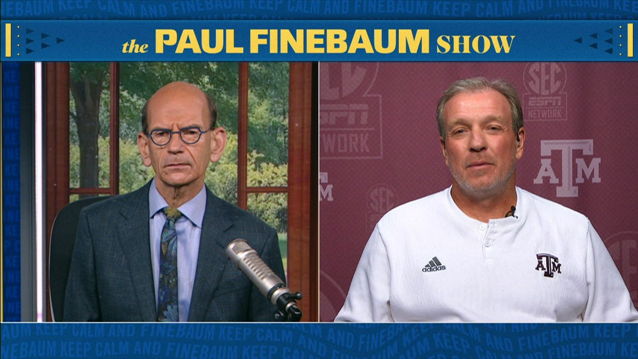 Fisher: Hogs playing 'as well as anyone in the country'