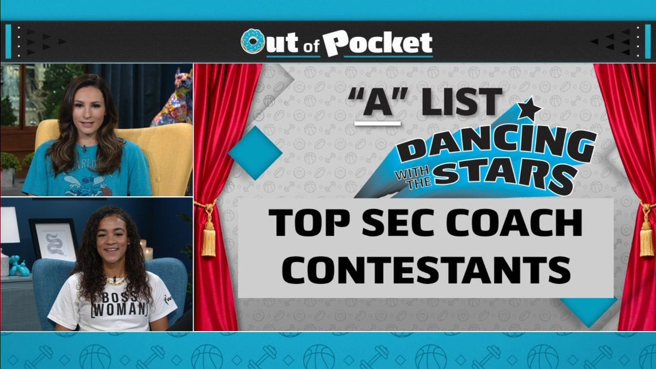 Which SEC coaches could dance with the stars?
