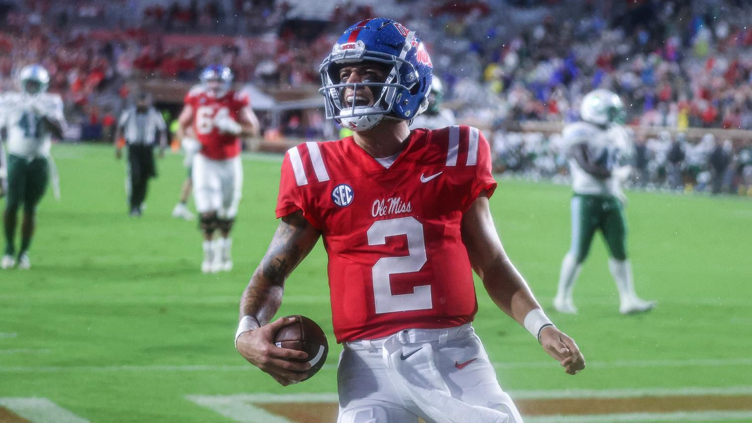 Does the SEC have college football's best QBs?