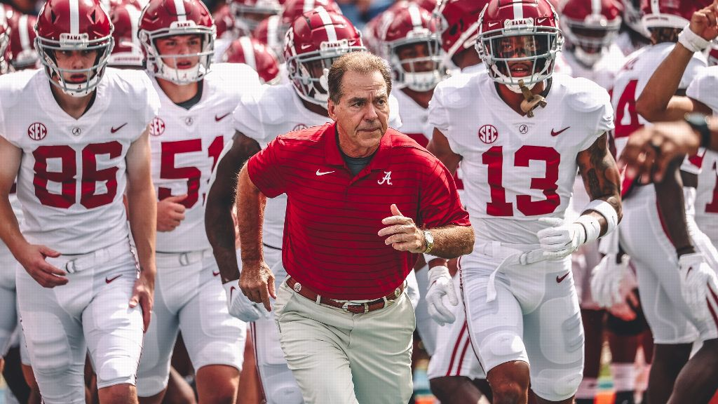 Looking ahead to the Crimson Tide vs. Texas in 2022