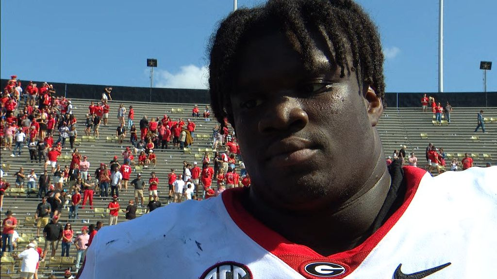 Davis hopes No. 2 Dawgs can continue to shut teams out