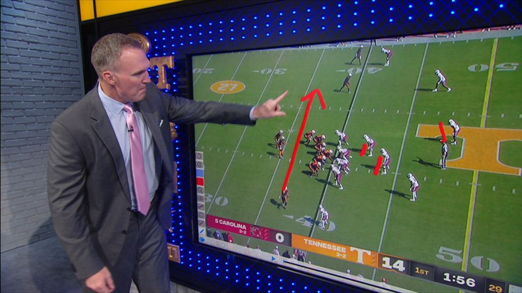 Film Breakdown: Vols' offense is fast and deceptive