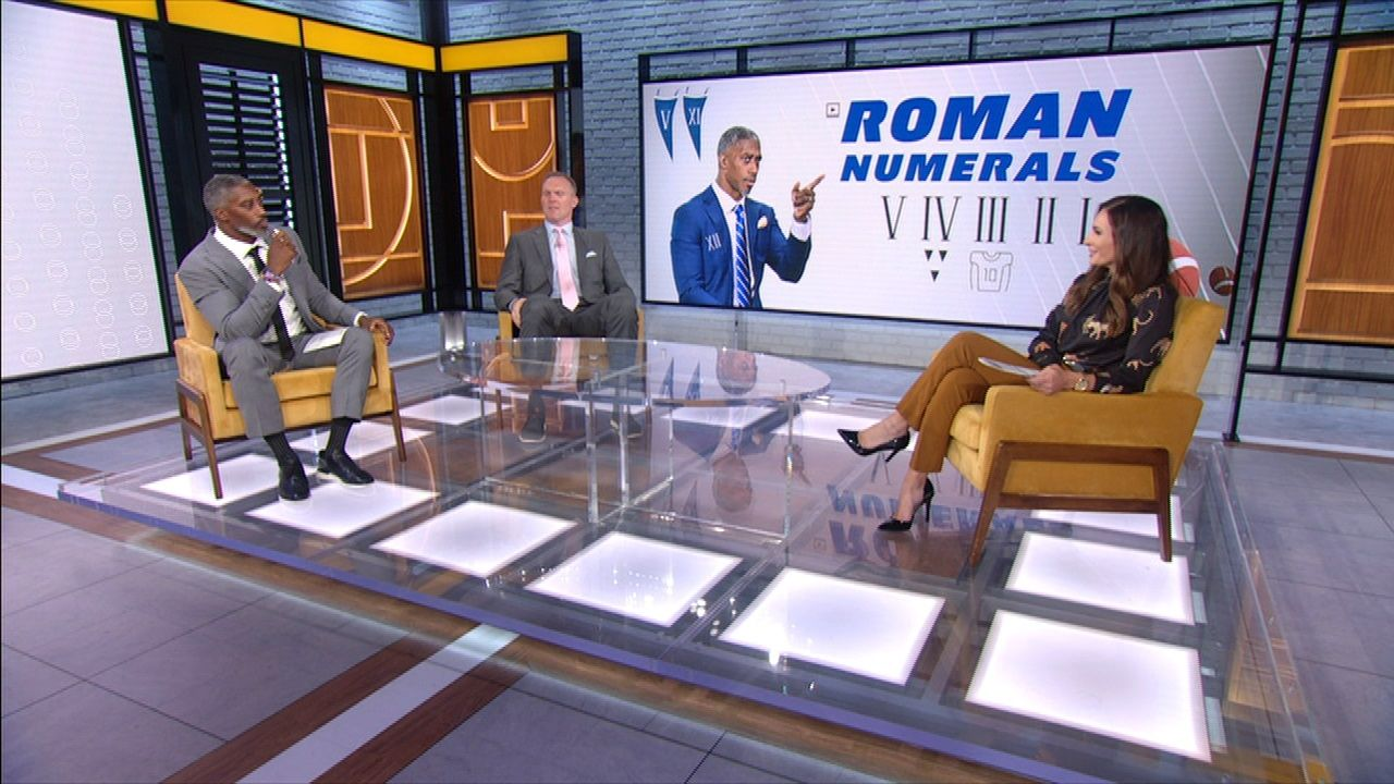 Roman Numerals: Rating the best of the first half