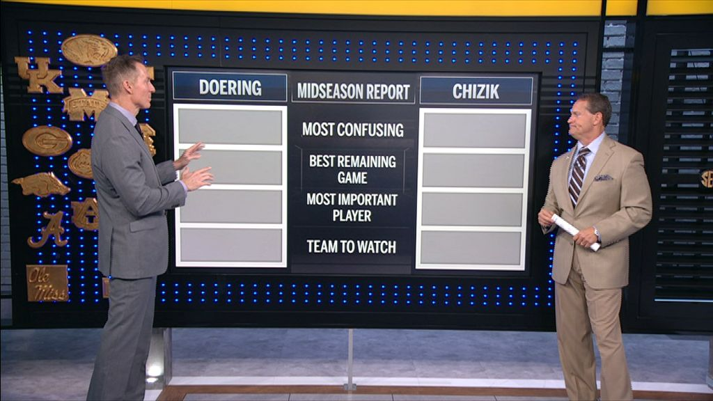 Midseason Report: What's behind and what's ahead