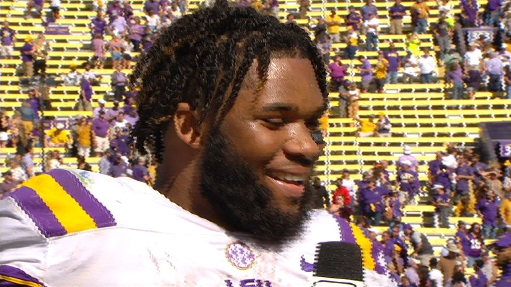 LSU's Davis-Price: 'I'm ready to go another game'