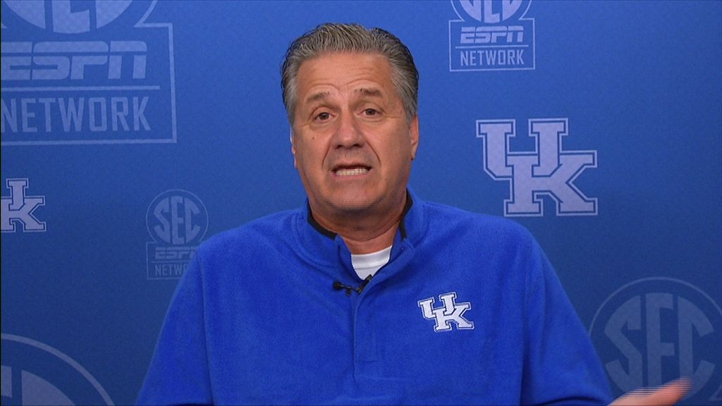 Calipari says teams think they can beat the Wildcats