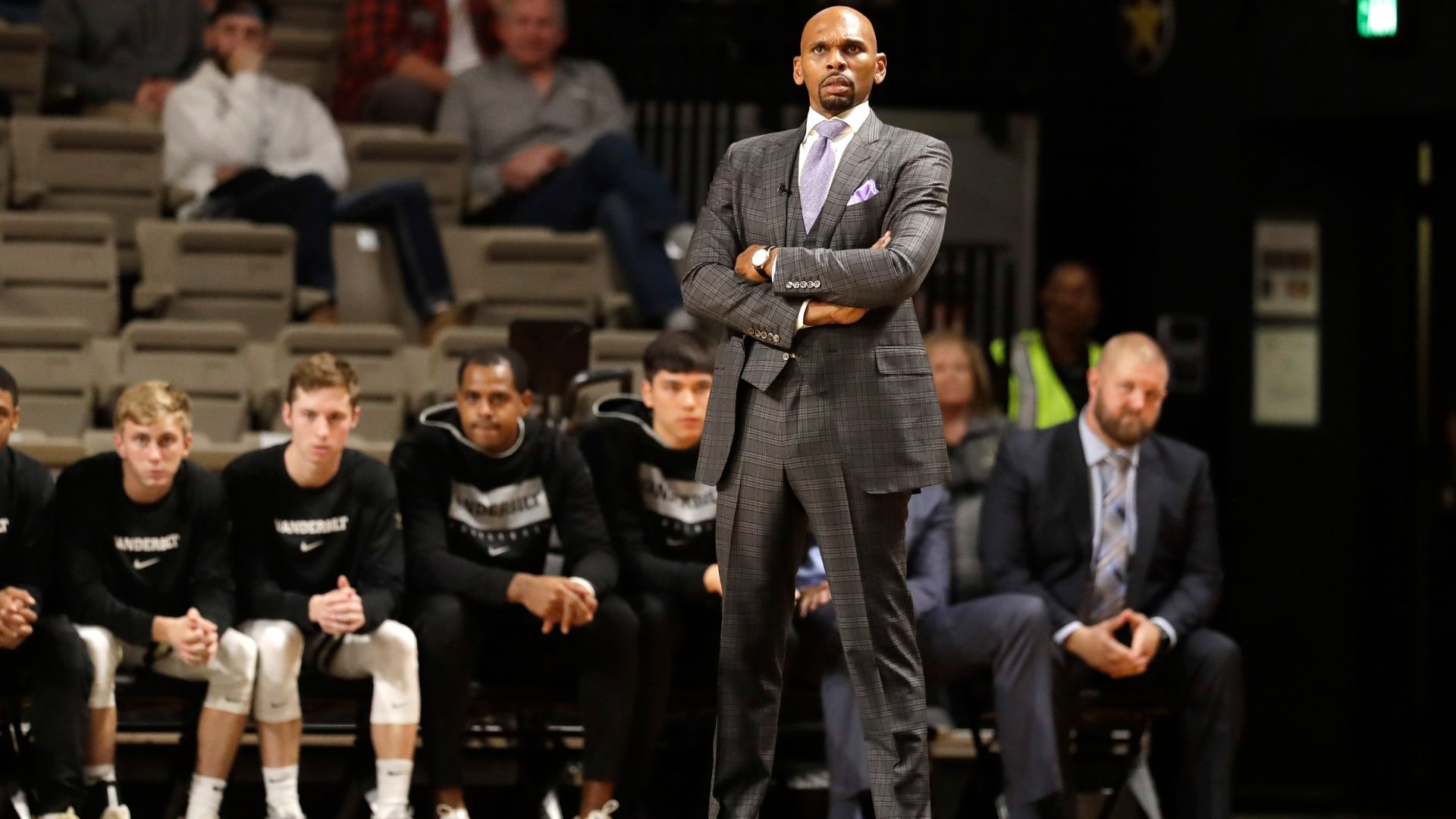 Stackhouse expects a bright future for his Commodores