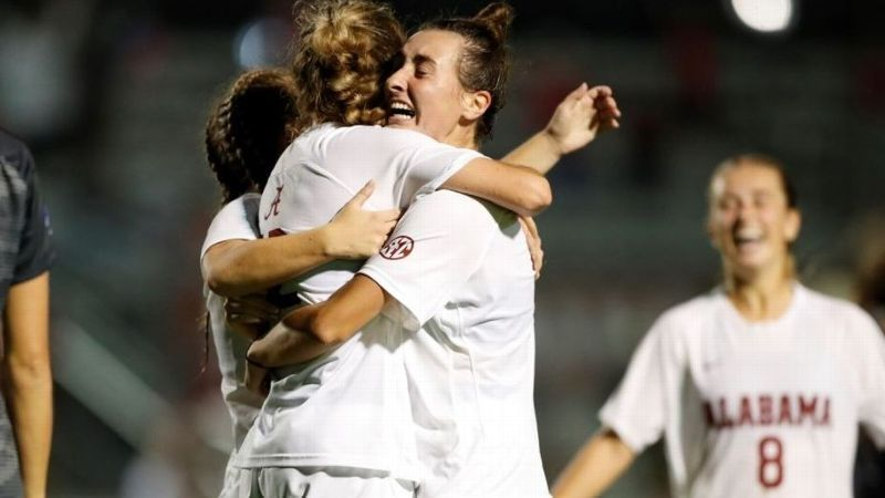 Bama takes down Wildcats in overtime thriller