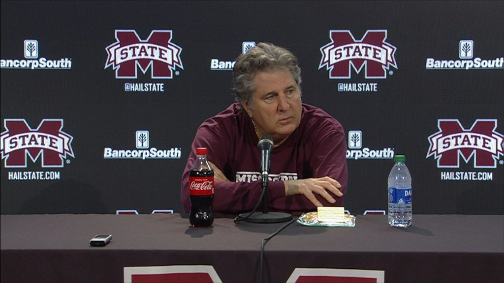 Leach discusses Kentucky matchup and Ted Lasso