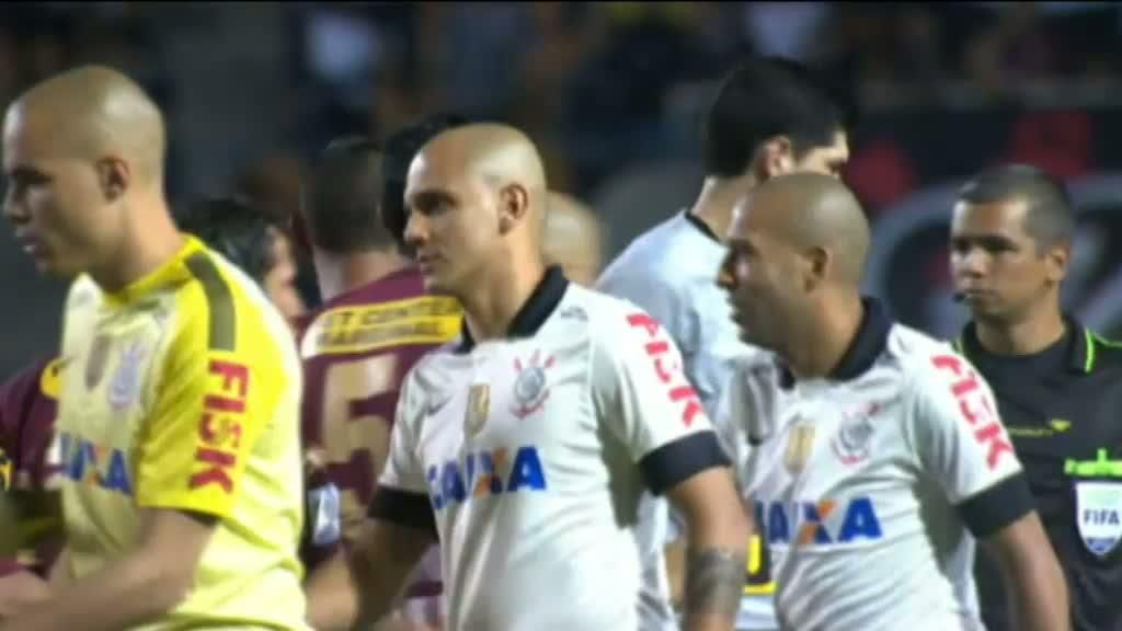 Highlights: Corinthians 3-0 San Jose