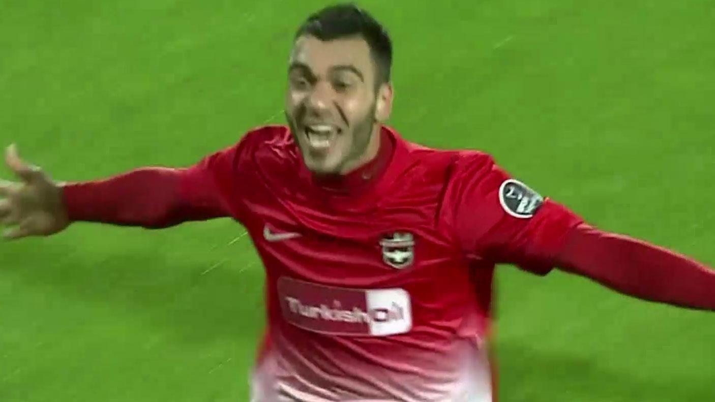 Highlights: Caykur Rizespor 0-1 Gaziantepspor
