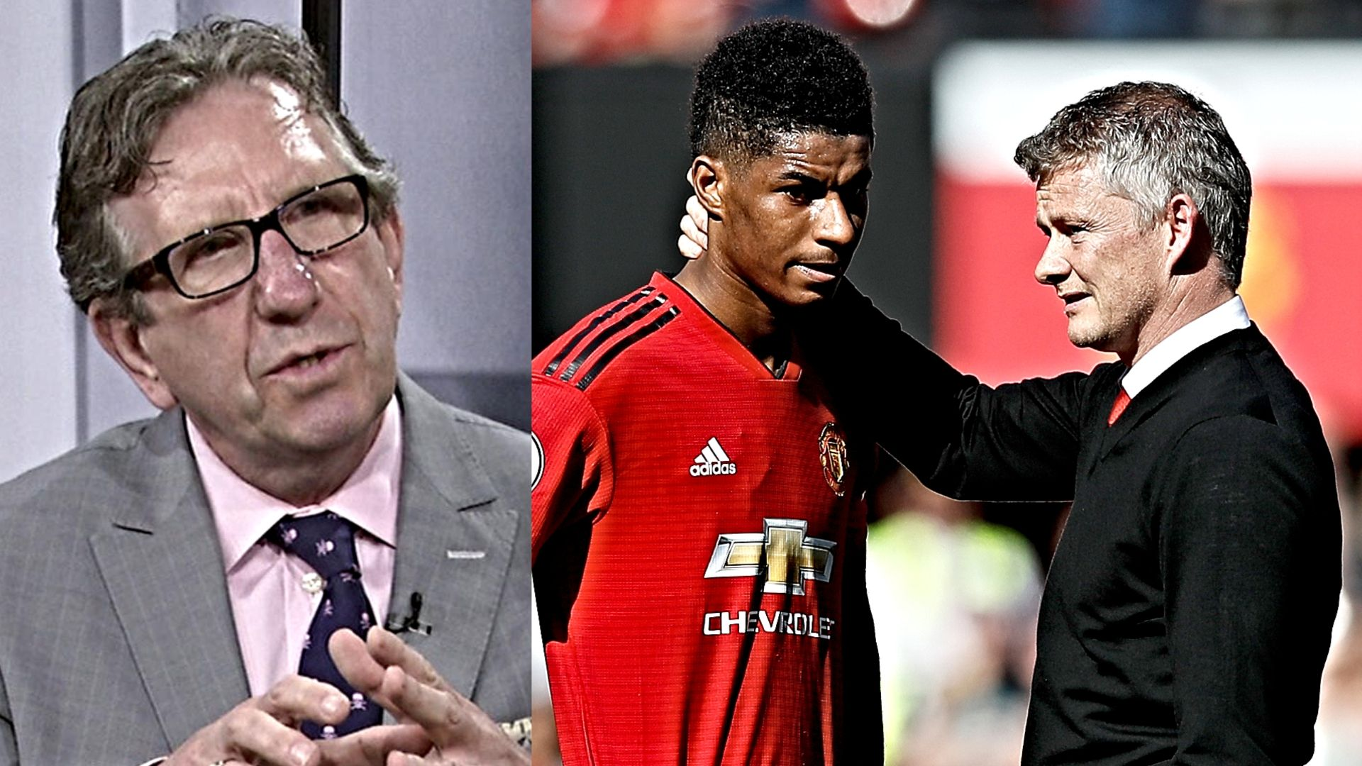 Mariner: Solskjaer can help Rashford become an elite No. 9