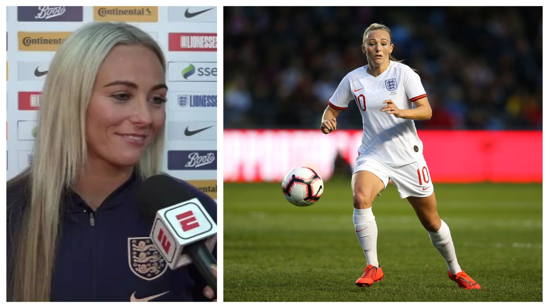 Toni Duggan believes England have the ability to win the World Cup