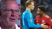 Rummenigge: Strength of the EPL is the reason for Bayern's UCL demise