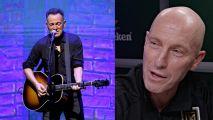 Bob Bradley describes why he likes Bruce Springsteen