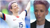 Rapinoe discusses the impact of Donald Trump's tweets