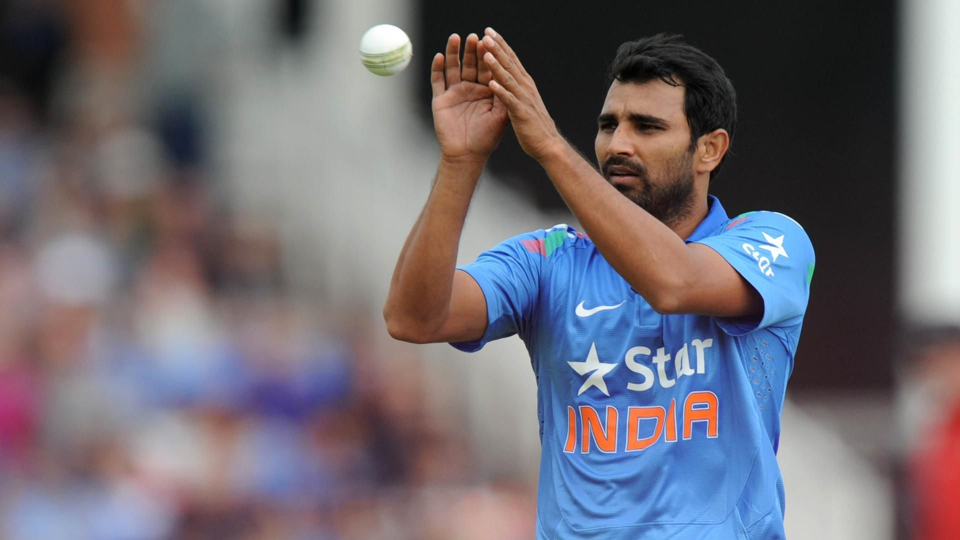 Image result for mohammed shami