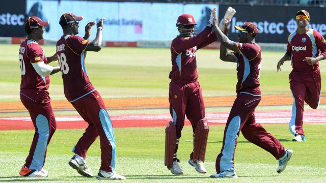Reshuffled South Africa remain favourites