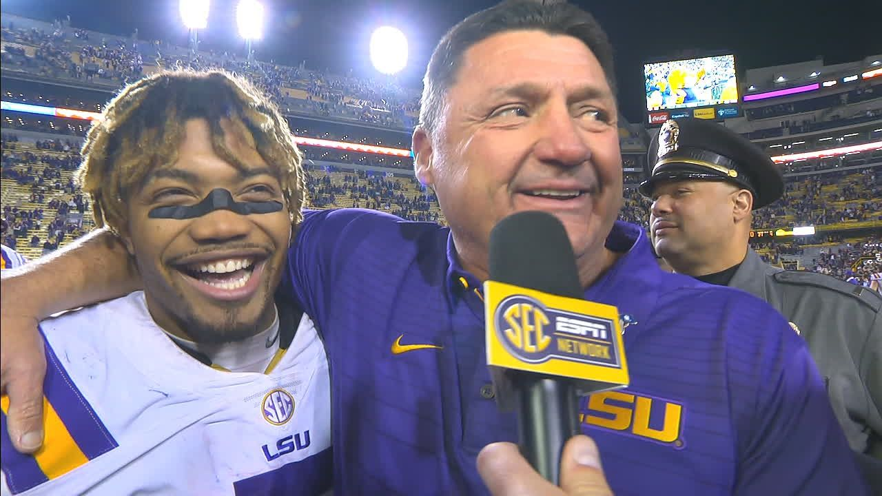 Coach O Is Proud Of His Team S Performance