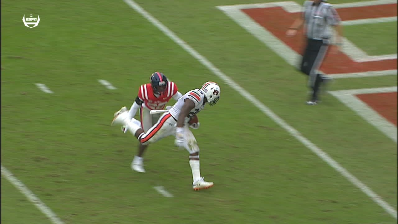 Auburn Scores On Recovery After Big Gain