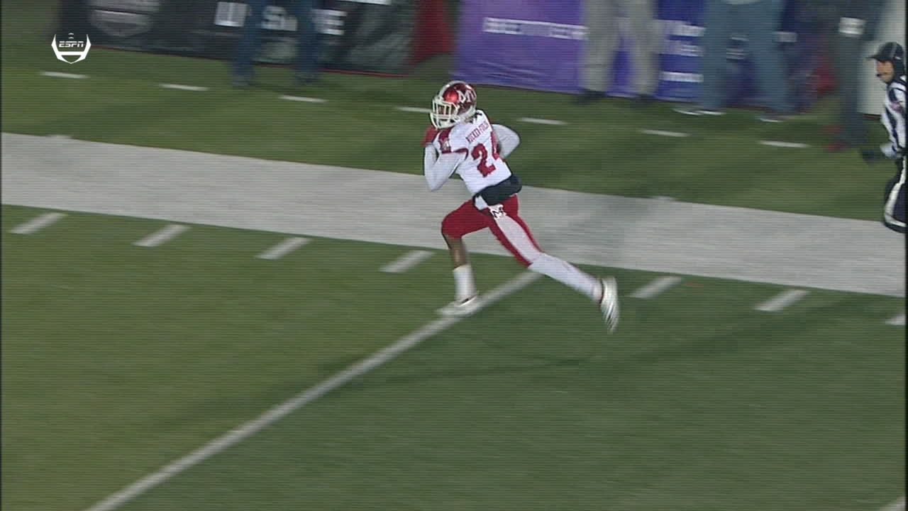 Rucker-Furlow pick-6 lifts Miami (OH) to win
