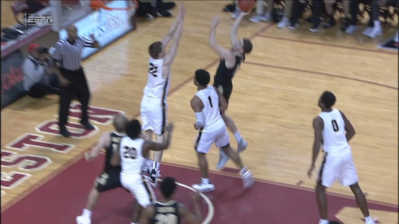 Cline gets big and-1 for Purdue