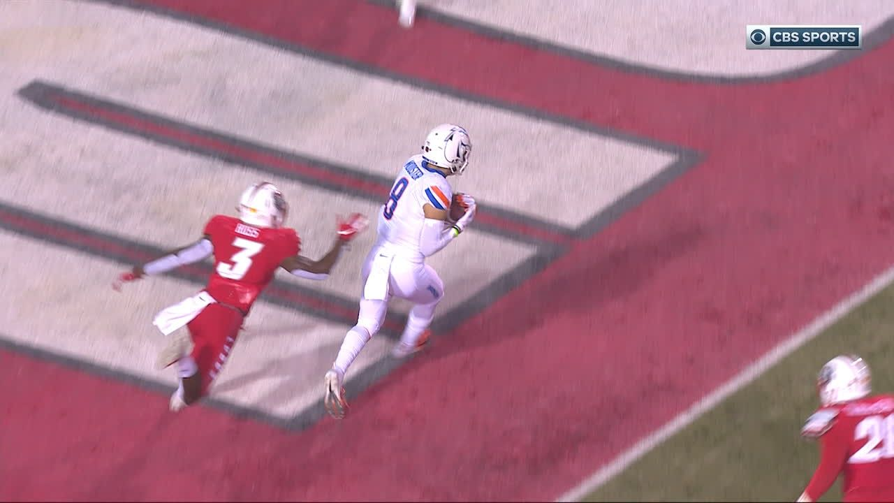 Rypien throws dart to Modster for 15-yard TD