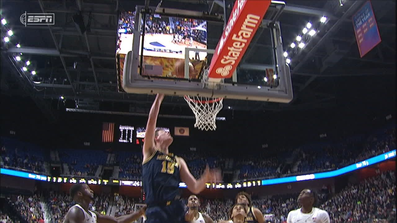 Michigan beats Providence for Tip-Off title