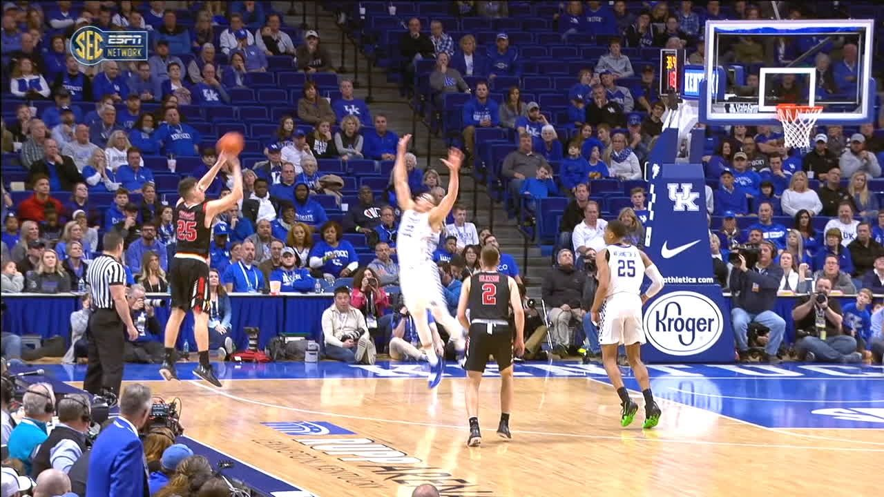VMI sets 3-point record at Rupp Arena