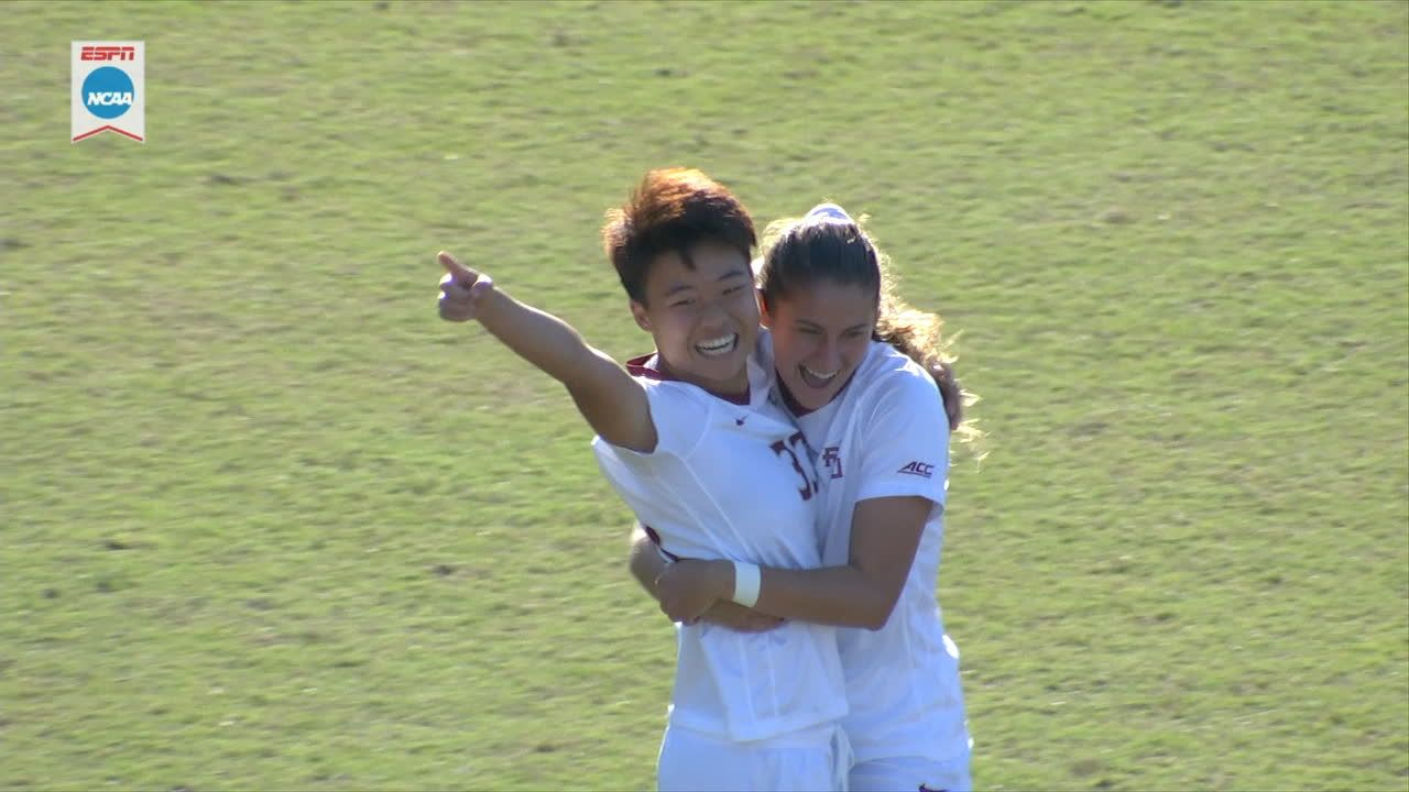 Florida State advances to NCAA quarterfinals on Zhao's goal