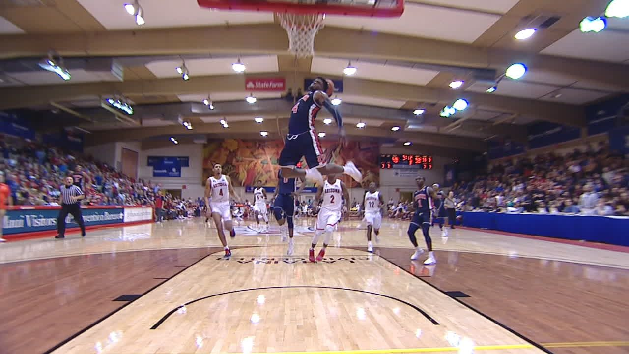No. 8 Auburn beats Arizona 73-57 in Maui