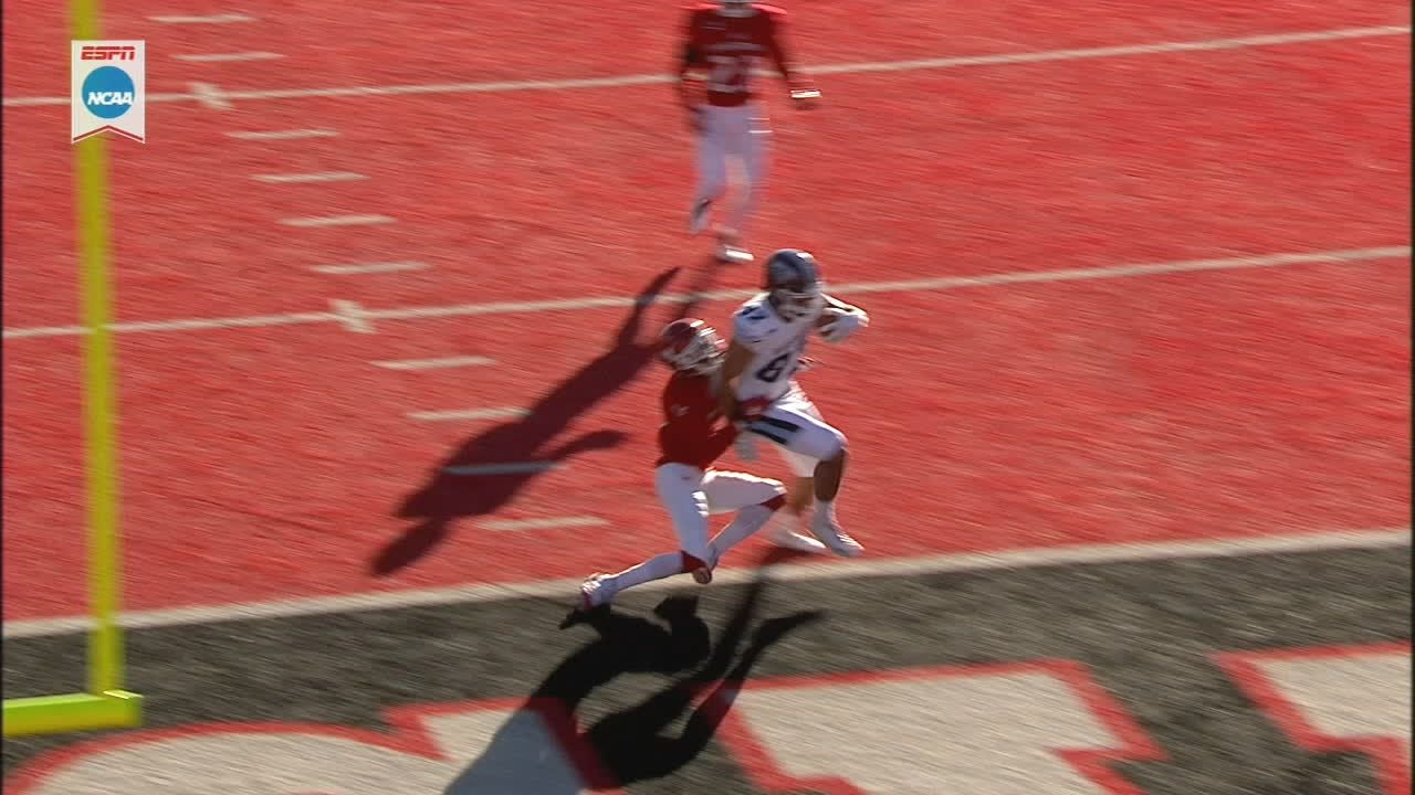 Maine's Miller rumbles way to 47-yard TD