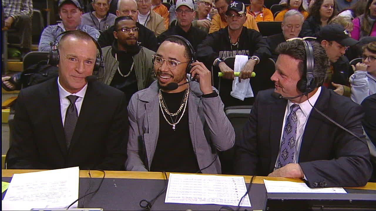Mookie Betts talks Tennessee basketball
