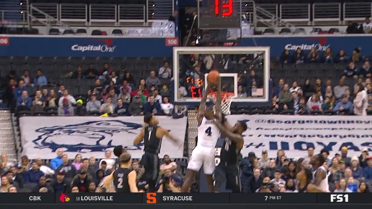 Paschall skies for vicious slam