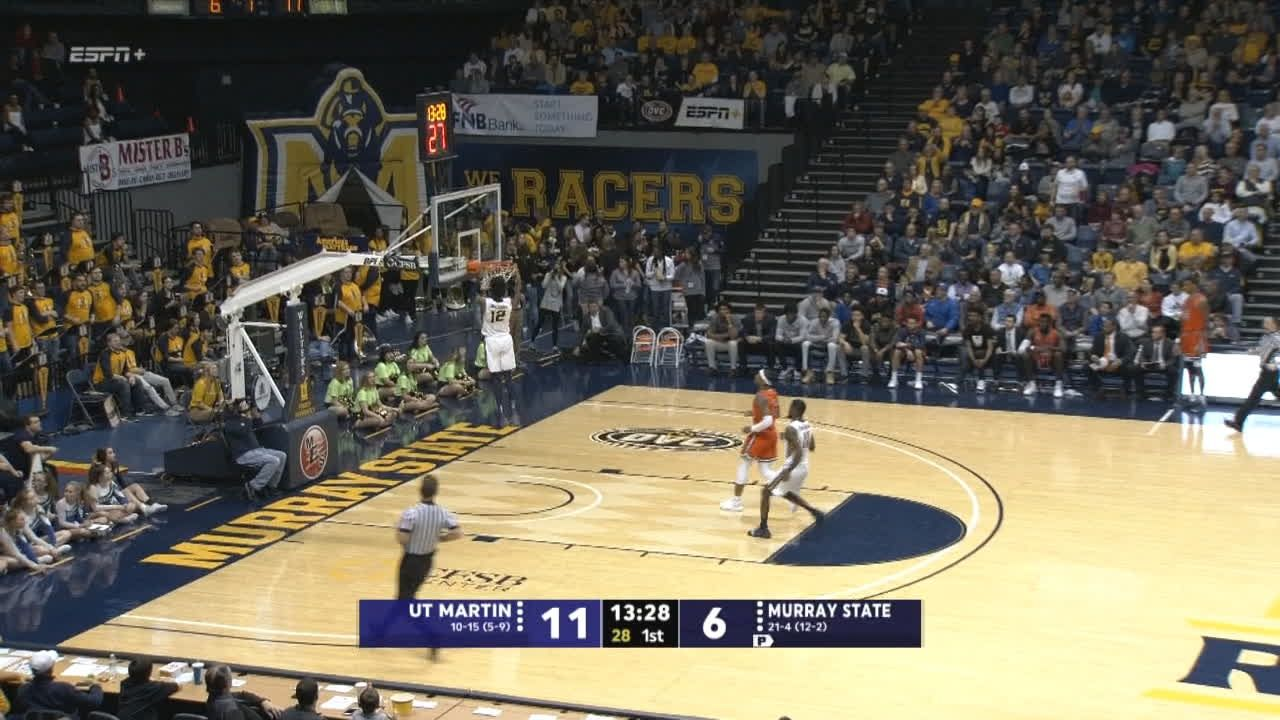 Morant slices wide-open dunk