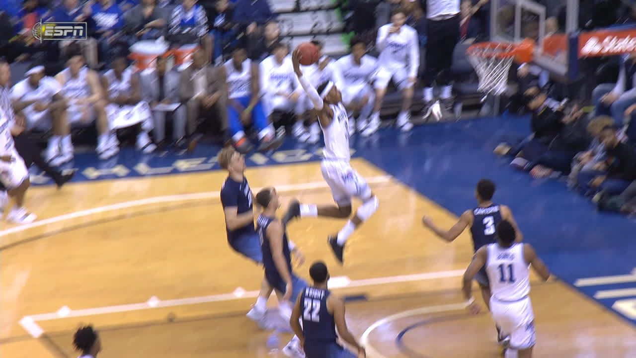 Martin scores 21 to lift Memphis over San Diego 74-60 in NIT