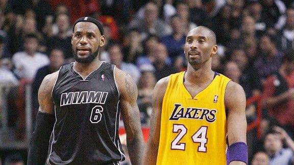 LeBron/Kobe